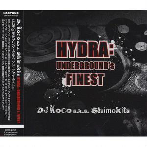 DJ KOCO a.k.a. SHIMOKITA / HYDRA: UNDERGROUND'S FINEST [MIX CD]