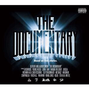 DJ BEERT & JAZADOCUMENT / THE DOCUMENTARY [CD]