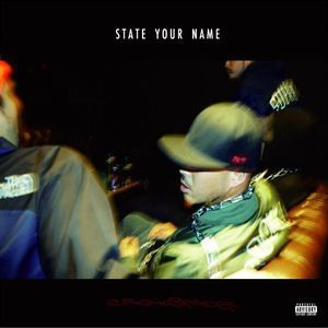CRONOSFADER - State Your Name [MIX CD]