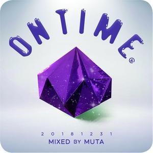 12/31 - MUTA / ON TIME VOL.4 [MIX CD]
