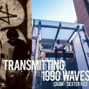 """CRДM x DEXTER FIZZ / """"TRANSMITTING 1990 WAVES"""" [CD]"""