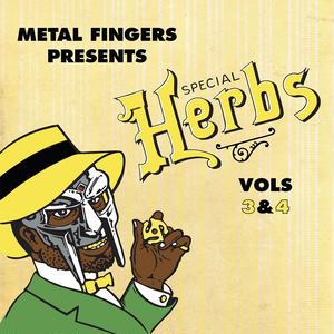 MF DOOM / SPECIAL HERBS VOLUME 3 & 4 (2018 REPRESS) [2LP]