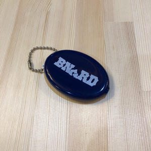BNGRD Rubber Coin Case (NAVY)