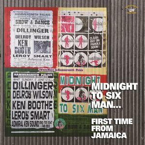 V.A. / MIDNIGHT TO SIX...FIRST TIME FROM JAMAICA [LP]