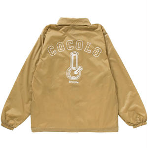 CLASSIC COACH JKT (GOLD)
