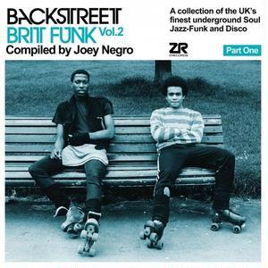 V.A (Joey Negro) / Backstreet Brit Funk Vol.2 Part Two [2LP]