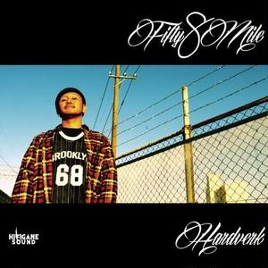 3/6 - HARDVERK / Fifty8Mile [CD]