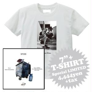 Sperb / Wash/Love And Hate (feat. Febb, J.Columbus) [7inch+Tee shirt]