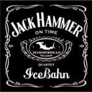 ICE BAHN / JACK HAMMER [CD]
