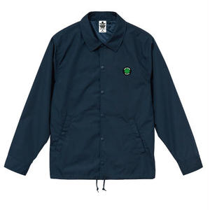 2月下旬入荷予定 - BLACKSMOKERS coach jacket (NAVY)