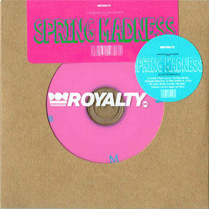 DJ KIYO / SPRING MADNESS [MIX CD]