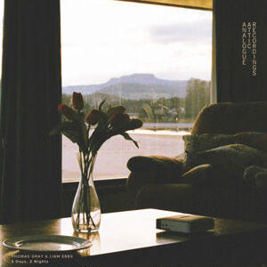 3月下旬入荷予定 - THOMAS GRAY & LIAM EBBS / 3 DAYS, 2 NIGHTS [12inch]