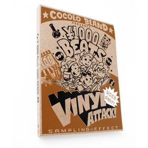 ¥1000 BEATS VINYL ATTACK [DVD]