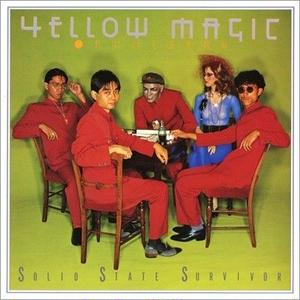 YELLOW MAGIC ORCHESTRA / ソリッド・ステイト・サヴァイヴァー【Standard Vinyl Edition】<33 1/3rpm 1枚組> [LP]