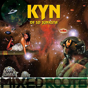 KOYANMUSIC a.k.a. KYN / MIXED ROOTS [MIX CD]
