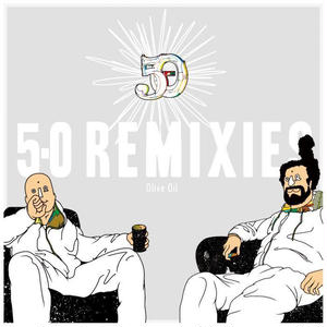 5lack x Olive Oil / 5O Remixes [CD]
