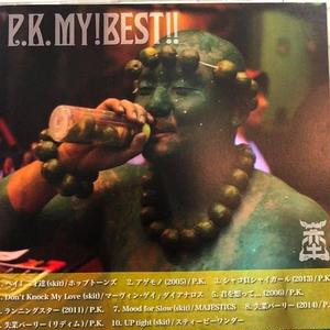 P.K. / MY!BEST!! [CD]