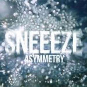 SNEEEZE / ASYMMETRY [CD]