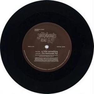 予約- Jellphonic and LP / A Little Something/The Beatsreal Flip [7inch]