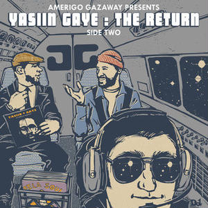 11月上旬出荷予定 - MOS DEF VS MARVIN GAYE / YASIIN GAYE - THE RETURN [TAPE]