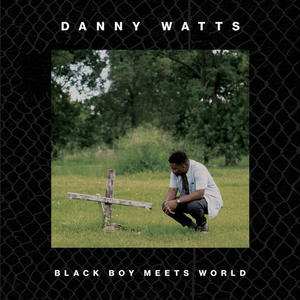 DANNY WATTS / BLACK BOY MEETS WORLD [LP]