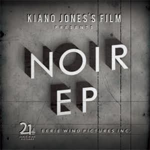 KIANO JONES / Noir EP [CD]