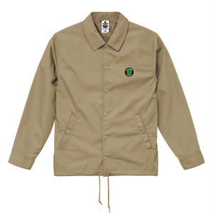 2月下旬予定 - BLACKSMOKERS coach jacket (BEIGE)