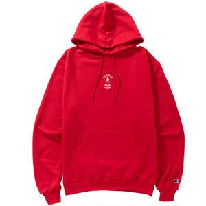 #556 HOOD PARKA (RED)
