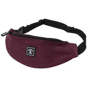 BONG WAPPEN MINI BODY BAG (BURGUNDY)