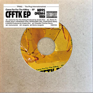 Omen44 x Nipps x VIKN / Came Far For The Killing inc.Remixes [CD]