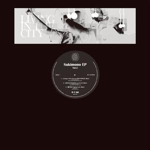 4/20 - SUKIMONO BAND / Sukimono EP Vol.2 [12inch]