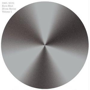 Paul Nice / Sure Shot Drum Series Vol.1 [LP]