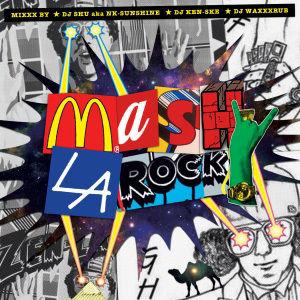 ZEN-LA-ROCK / MASH-LA-ROCK [CD]