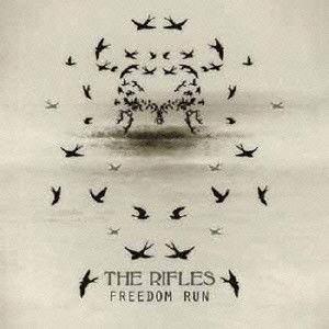 RIFLES / FREEDOM RUN [CD]