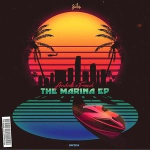 CURREN$Y X HARRY FRAUD / THE MARINA EP [LP]