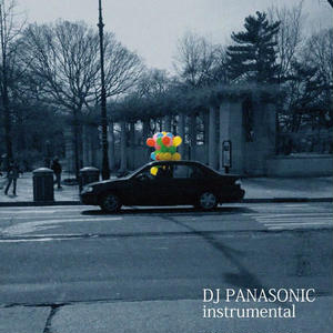 DJ PANASONIC / instrumental [CD-R]
