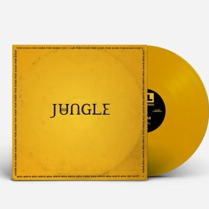 JUNGLE / FOR EVER -Yellow VInyl- [LP+DLCode]