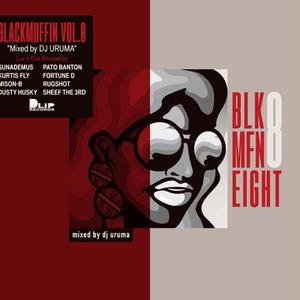 DJ URUMA / Blackmuffin vol.8 [MIX CD]