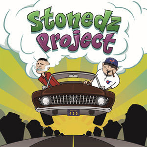 STONEDZ (MEGA-G & DOGMA) / STONEDZ PROJECT [CD]