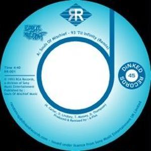 予約 - Souls Of Mischief / 93 'Til Infinity Remix -Repress!!- [7inch]