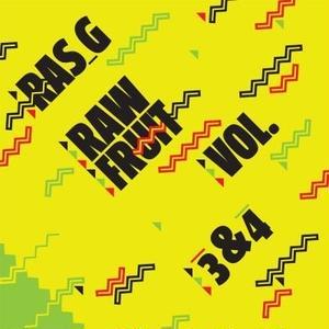 Ras G / Raw Fruit Vol. 3-4 [2LP&DL CODE]