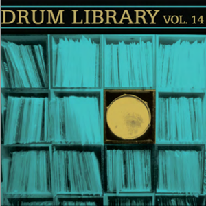 Paul Nice / Drum Library Vol.14 [LP]