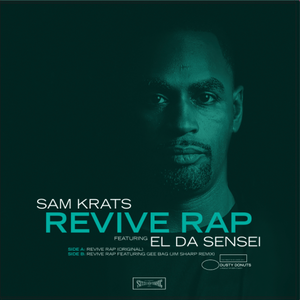 SAM KRATS / REVIVE RAP [7INCH]