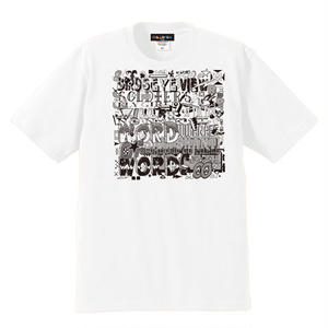 Word Of Words T-SHIRTS(white)