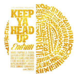 ENDRUN/KEEP YA HEAD UP [CD]