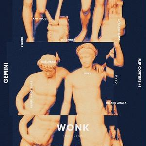 WONK / GEMINI:Flip Couture #1 [CD]