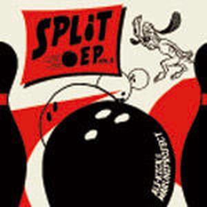 ALI KICK & MARUHIPROJECT / SPLIT EP VOL.3 [CD]