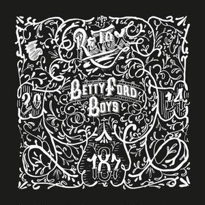 1月上旬出荷予定 - BETTY FORD BOYS / RETOX [LP]
