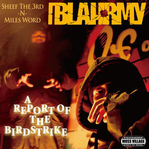 BLAHRMY / A REPORT OF THE BIRDSTRIKE [CD]