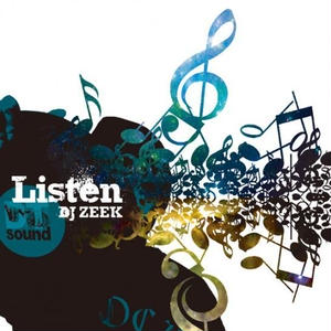 DJ ZEEK / LISTEN [MIX CD]